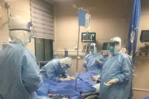 'Tôi sẽ ở lại Vũ Hán đến khi bệnh nhân cuối cùng bình phục, hoặc chết'