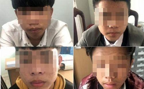 Vụ 4 thiếu niên hiếp dâm thiếu nữ 15 tuổi: Nhóm nghi phạm chưa từng vi phạm pháp luật