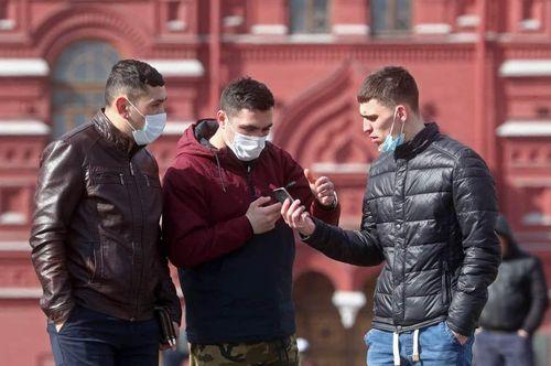 Nga: Số ca mắc COVID-19 tăng chóng mặt, chủ yếu ở thủ đô Moscow