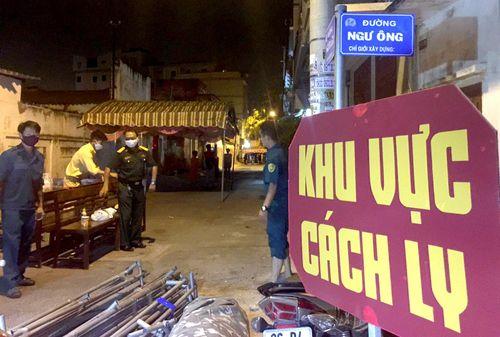 Dỡ bỏ cách ly 2 tuyến đường ở Bình Thuận