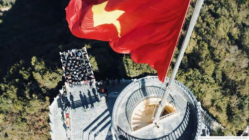 Việt Nam tươi đẹp rạng ngời trong 'Ước nguyện' của nhạc sĩ Đỗ Phương