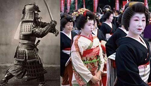 Vì sao con của các Samurai Nhật Bản hay bị khuyết tật?
