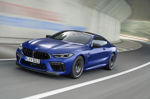 BMW M8 Competition Coupe mới 'chào sân' Đông Nam Á, giá gần 13 tỷ đồng