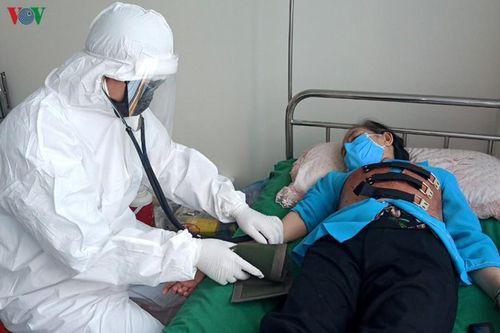 Lai Châu có 42/43 mẫu xét nghiệm F1 có kết quả âm tính với SARS-CoV-2