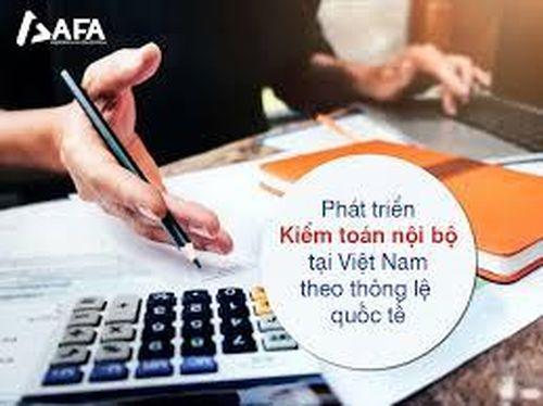 Đề xuất xây dựng bộ máy kiểm toán nội bộ trong các doanh nghiệp Việt Nam