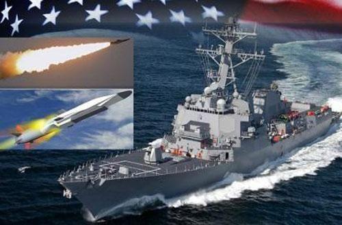 Mỹ lo bị tấn công bằng vũ khí siêu thanh