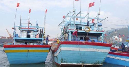 Đoàn kết ngư dân trên biển