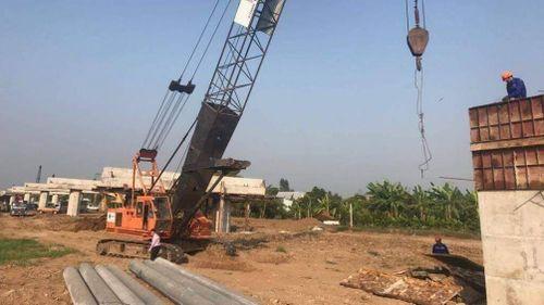 Cục QLXD nói gì về chất lượng vật liệu cao tốc Trung Lương - Mỹ Thuận?