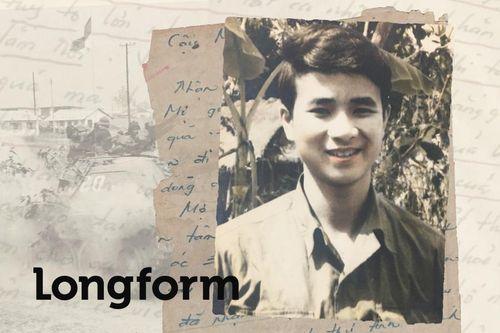Lời hứa 'sống với mẹ trọn đời' và 60 lá thư của liệt sĩ 20 tuổi