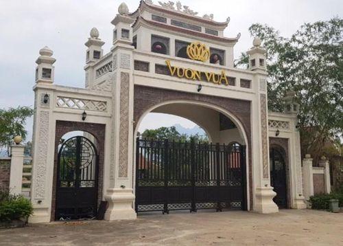 Sai phạm tại Dự án Vườn Vua (Phú Thọ): Chủ tịch tỉnh vào cuộc chỉ đạo xử lý nghiêm