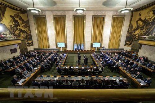 Các bên tại Syria nhất trí nối lại đàm phán về Hiến pháp tại Geneva