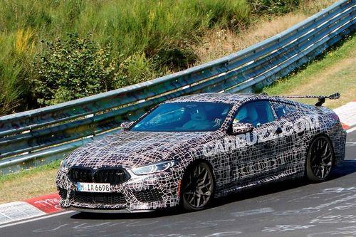 BMW M8 chuẩn bị thêm phiên bản nâng cấp động cơ mạnh mẽ hơn