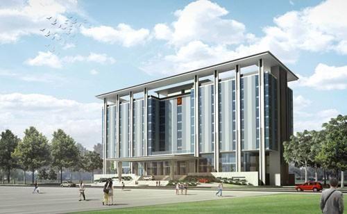 Bình Dương: Hơn 305 tỷ đồng đầu tư Trung tâm hành chính huyện Bàu Bàng