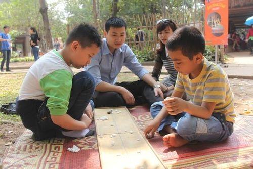 Vui Tết thiếu nhi 2020 tại Bảo tàng Dân tộc học Việt Nam