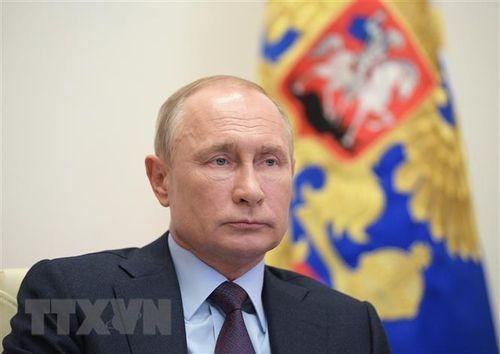 Ông Putin kêu gọi người dân tích cực bỏ phiếu về sửa đổi Hiến pháp