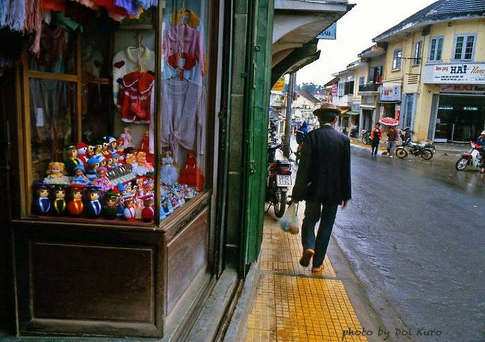 Đà Lạt những năm 90 qua góc nhìn của nhiếp ảnh gia Nhật Bản gây xao xuyến