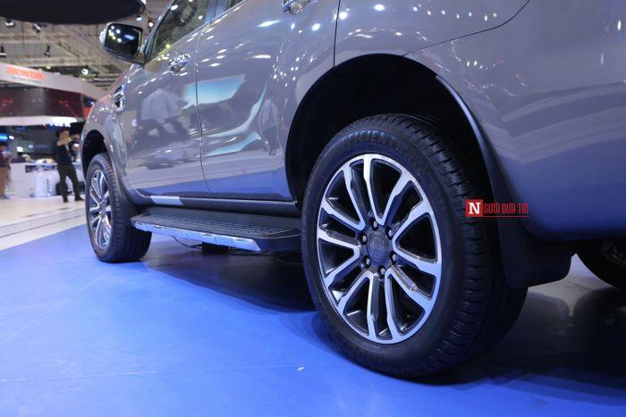 Ford Everest 2018 tại VMS 2018: Ngày về liệu có gian nan?