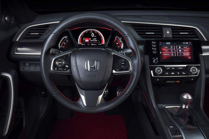 Honda Civic Si 2019 ra mắt, nâng cấp rõ rệt
