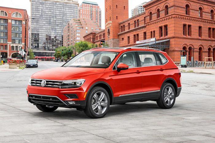 Top 10 Ôtô được ưa chuộng nhất tại Trung Quốc năm 2018: Volkswagen không đối thủ