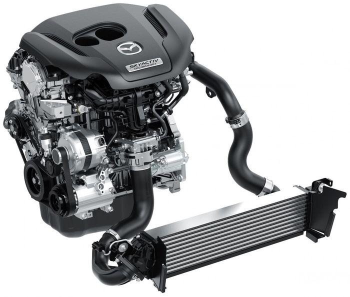 mazda CX-8 2019 ra mắt tại Nhật Bản, thêm động cơ tăng áp