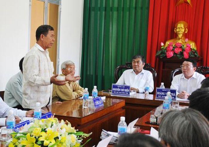 Báo NLĐ: Chủ tịch tỉnh Phú Yên nói gì về ý kiến không tiếp dân?