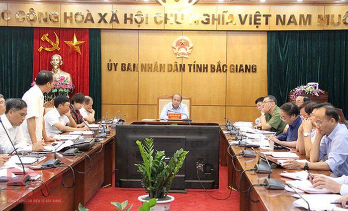 Báo NLĐ: Chủ tịch tỉnh Bắc Giang: Tỉ lệ tiếp dân 0% làm chủ tịch tỉnh mang tiếng