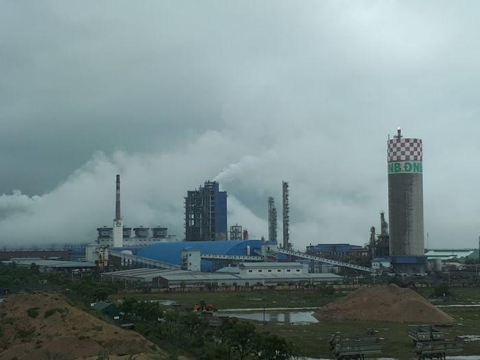 Dự án đạm Ninh Bình lận đận sau khi vay vốn và sử dụng nhà thầu Trung Quốc. (Ảnh: Internet)