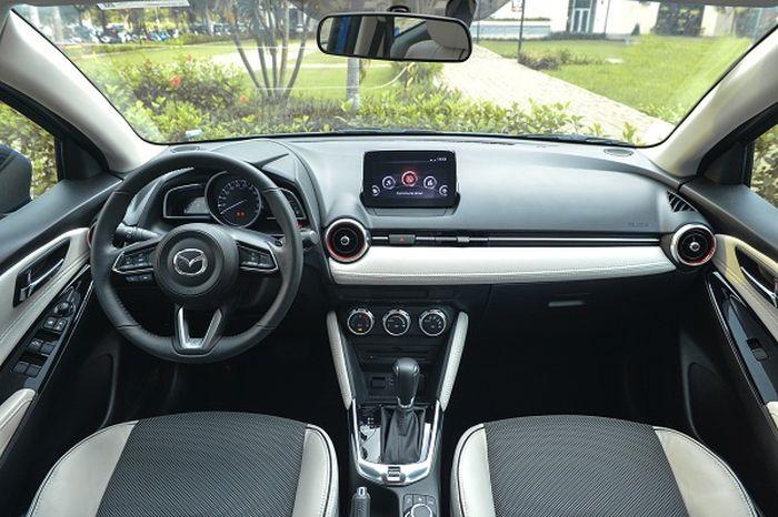 Giá ngon, xe đẹp, Thaco tung mazda 2 mới ra thị trường