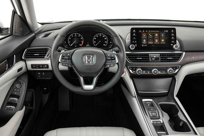 Honda Accord 2019 ra mắt tại Thái Lan