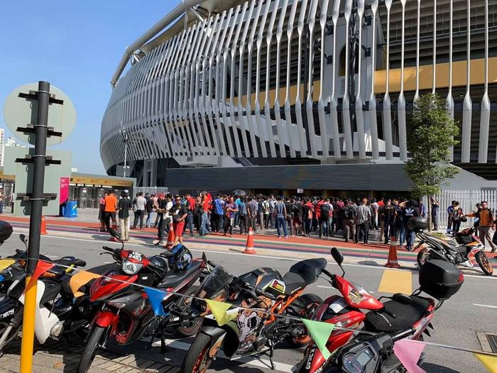 20.000 vé chung kết AFF Cup được bán hết trong 1 giờ ở Malaysia 20.000 vé chung kết AFF Cup được bán hết trong 1 giờ ở Malaysia