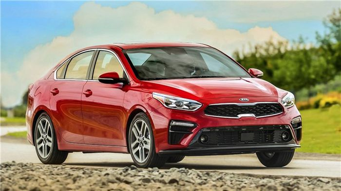kia cerato All new 2019