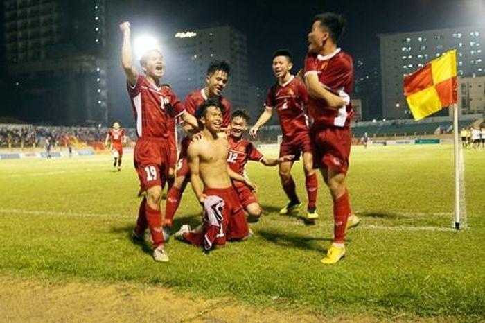 U19 Việt Nam hạ U19 Thái Lan lên ngôi vô địch U19 quốc tế
