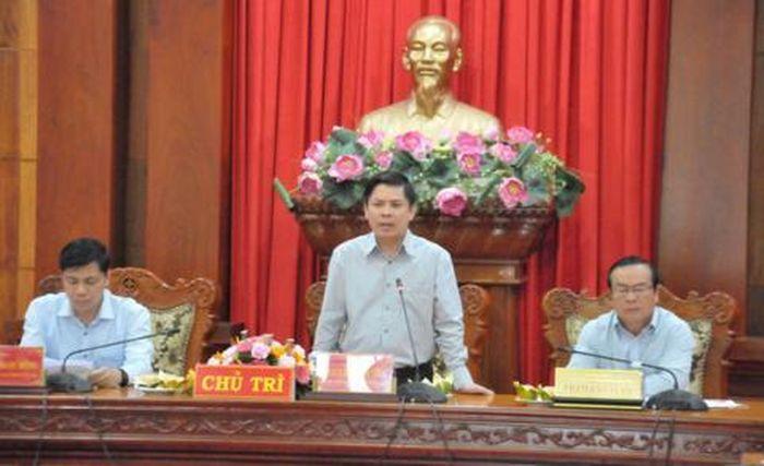 Bộ trưởng GTVT chủ trì cuộc họp đề xuất làm đường sắt cao tốc TPHCM - Cần Thơ