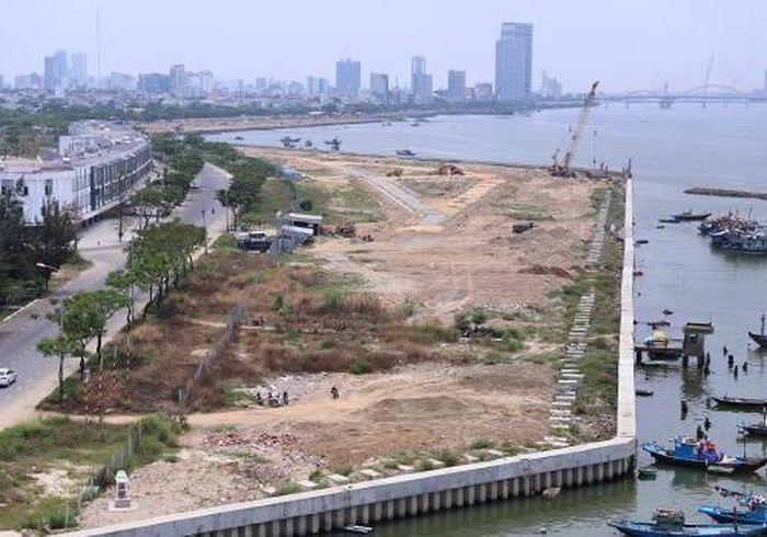 Tạm dừng triển khai dự án bất động sản và du thuyền tại Đà Nẵng