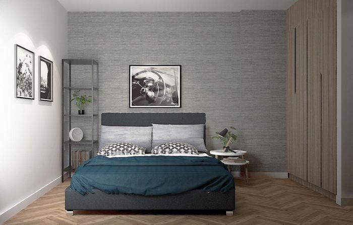 Phối màu đen - trắng cho nhà ở thế nào để đẹp và sang trọng nhất? 6
