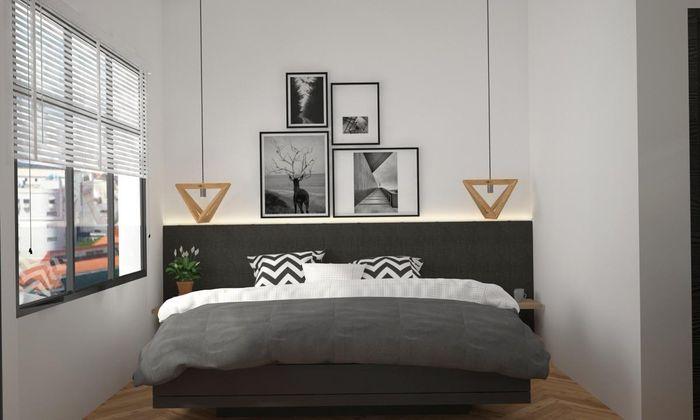 Phối màu đen - trắng cho nhà ở thế nào để đẹp và sang trọng nhất 5
