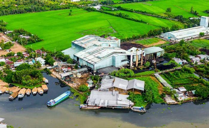 Báo Lao Động: Thanh tra toàn diện công ty mía đường xả thải gây ô nhiễm sông Cái Lớn