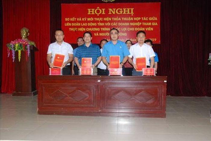Báo NLĐ: Lào Cai: Đẩy mạnh chương trình phúc lợi cho đoàn viên