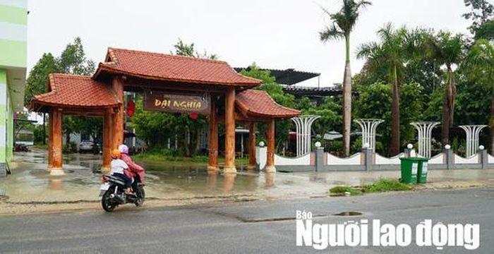 Báo NLĐ: Chưa thể công khai thông tin vụ 'xẻ thịt' đất công viên ở Kon Tum