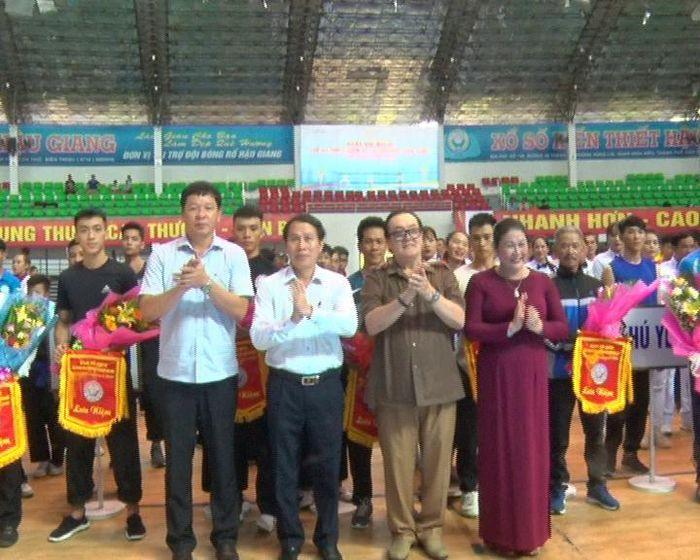 Báo Gia Đình VN: Hậu Giang tổ chức Giải Vô địch trẻ và thiếu niên võ cổ truyền toàn quốc 2019