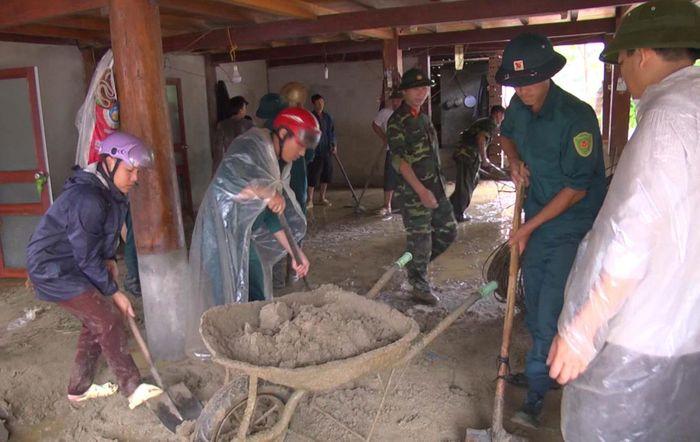 Báo QĐND: Khẩn trương khắc phục hậu quả mưa lũ tại các tỉnh miền núi phía Bắc