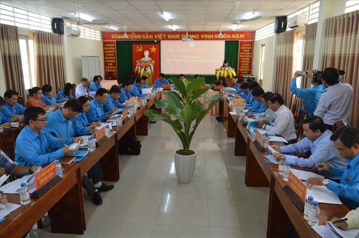 Báo Lao Động: Phát triển mới hơn 38.000 đoàn viên Công đoàn tại Đồng bằng sông Cửu Long