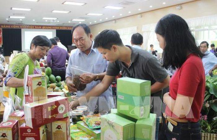 Báo Bnews: Kết nối tiêu thụ liên vùng - chìa khóa giúp nông sản Việt giữ vững thị trường