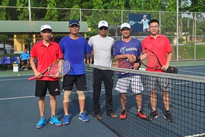 Báo BVPL: Những trận cầu 'nảy lửa' tranh cúp quần vợt