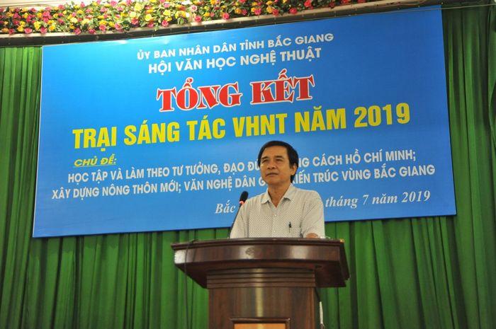 Báo Văn Hiến: Cựu chiến binh D11 F305 (Đặc công) khu vực Bắc Giang gặp mặt truyền thống ( 20/7-1969-20/7-2019)