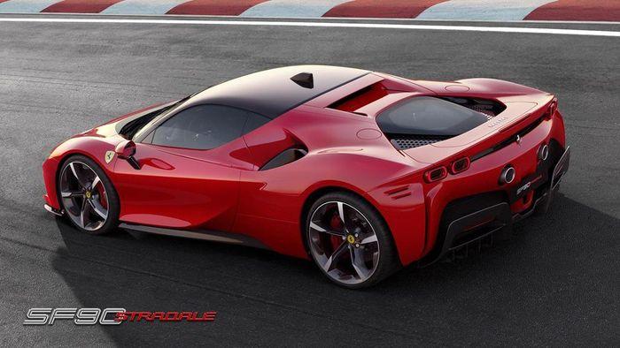 Ferrari chuẩn bị mở rộng thị trường, làm siêu xe 'giá rẻ'