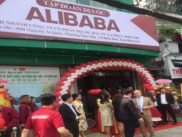 Văn phòng trái phép của Alibaba ở Biên Hòa bị xử phạt 15 triệu đồng