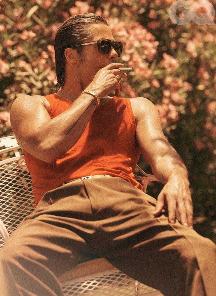 Brad Pitt U60 phong độ bụi phủi hút hồn phái đẹp