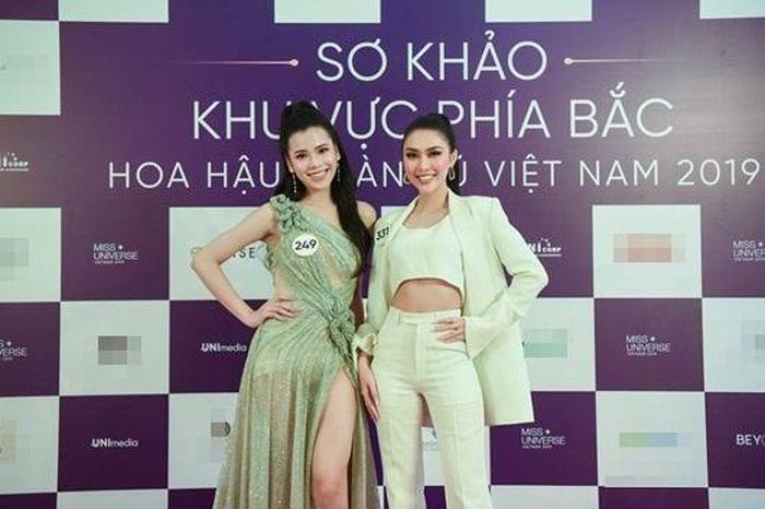 Vòng sơ khảo phía Bắc Hoa hậu Hoàn vũ Việt Nam xuất hiện nhiều thí sinh học vấn cao