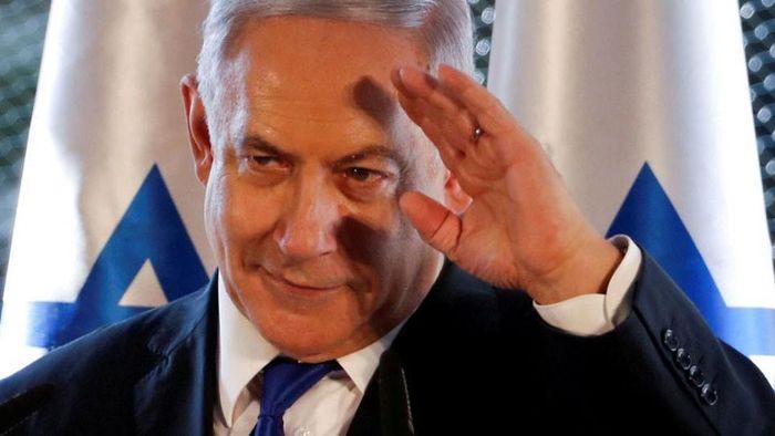 Israel no luc thanh lap chinh phu moi